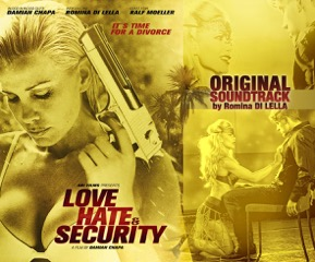 Romina Di Lella - Love Hate & Security